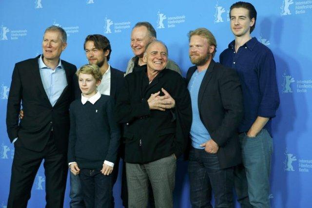 De gauche à droite: le réalisateur Hans Petter... (Photo: Reuters)