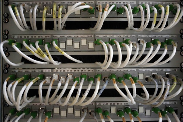 Des cyber-espions iraniens ont utilisé pendant trois ans un faux site... (Photo: AFP)