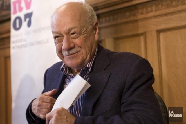 L'ex pdg de Tourisme MontréalCharles Lapointe en 2008.... (Photo: Ivanoh Demers, archives La Presse)
