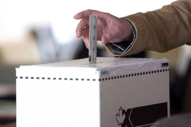 Selon le ministre d'État à la Réforme démocratique,Élections... (Photo: PC)