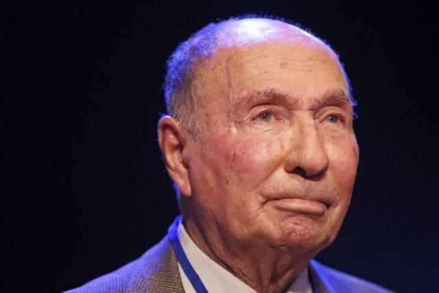 Serge Dassault est sénateur UMP depuis 2004 et... (PHOTO BENOIT TESSIER, REUTERS)