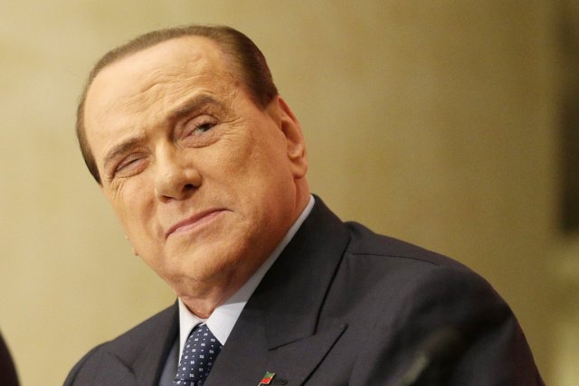 Silvio Berlusconi est accusé d'avoir «acheté» en 2006... (PHOTO ALESSANDRA TARANTINO, ARCHIVES AP)