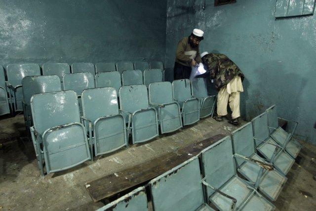 L'attaque, non revendiquée en début de soirée, a... (PHOTO FAYAZ AZIZ, ARCHIVES REUTERS)