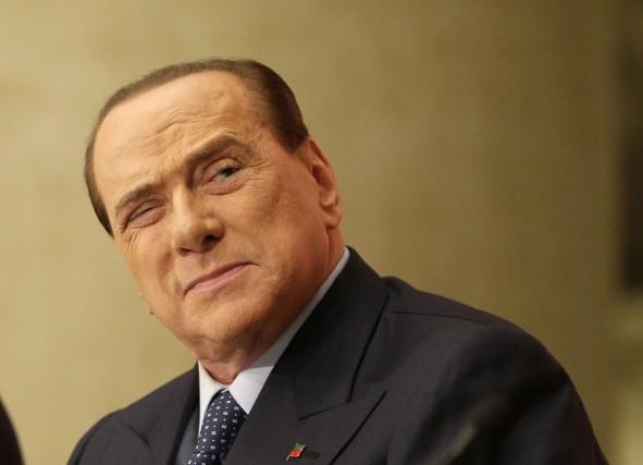 Silvio Berlusconi, un magnat de la presse milliardaire,... (PHOTO ALESSANDRA TARANTINO, ARCHIVES AP)
