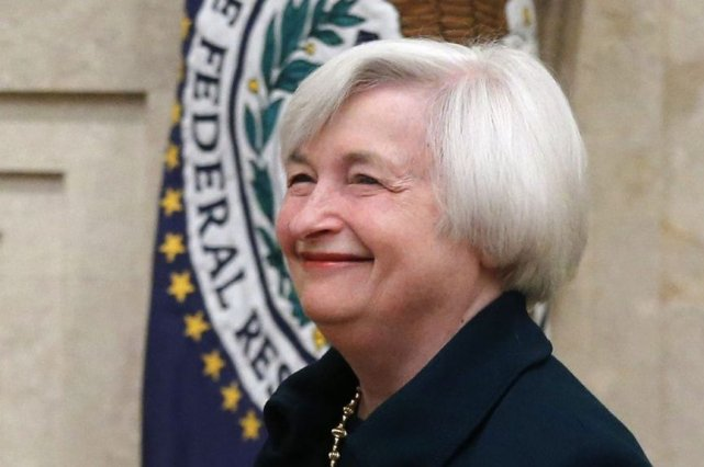 Janet Yellen... (PHOTO JIM BOURG, REUTERS)