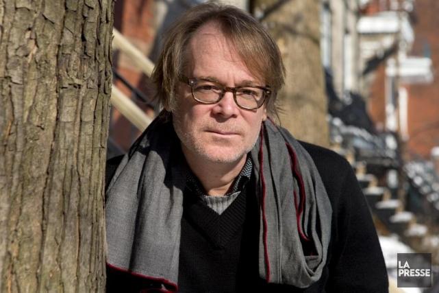 Martin Faucher, nouveau codirecteur général et directeur artistique... (Photo: Alain Roberge, La Presse)