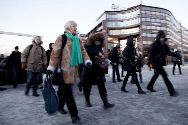 La tenue d'un référendum sur l'immigration dans le... (Photo Tomm W. Christiansen, Bloomberg)