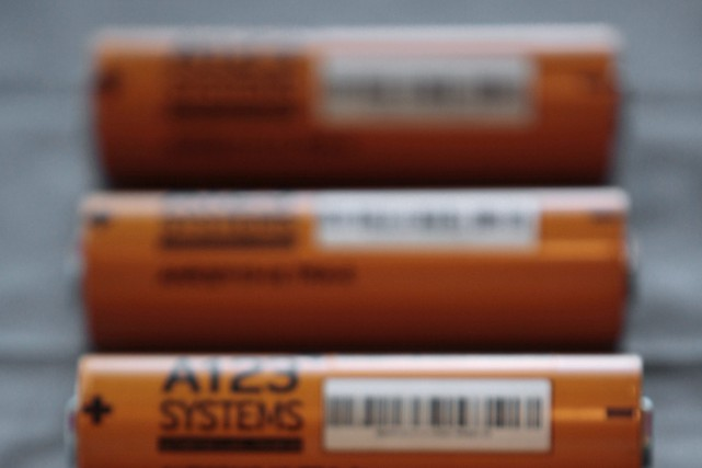 Des piles au lithium-ion alimentent plusieurs appareils électroniques... (Photo Paul Sancya, AP)