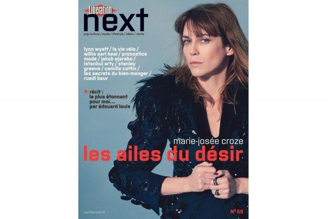 La comédienne Marie-Josée Croze fait la une ces jours-ci du nouveau numéro de...