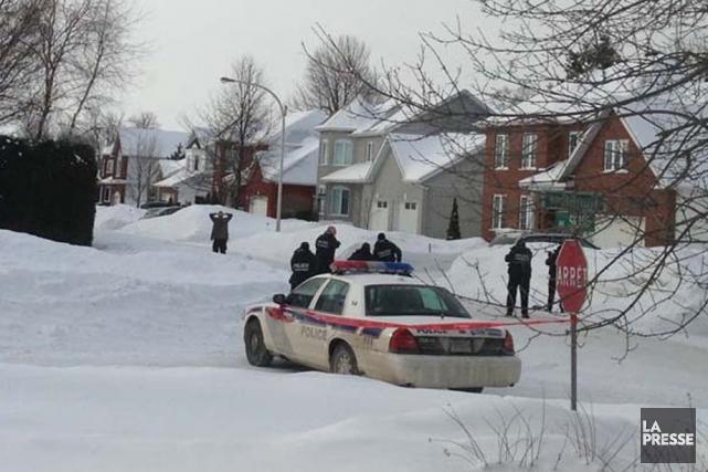 Triple meurtre retour en cour sous haute surveillance for Haute zone gatineau