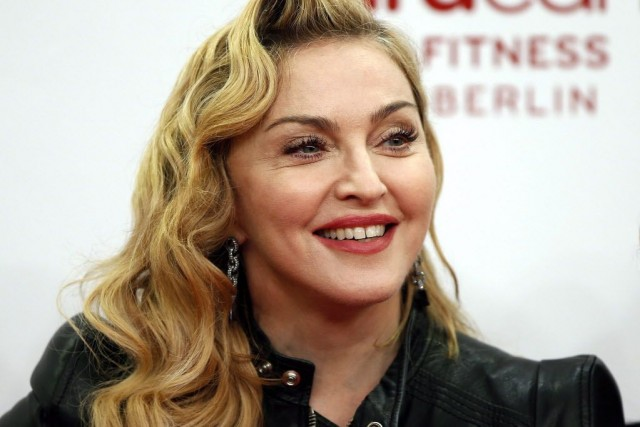 Madonna... (Photo: archives La Presse Canadienne)