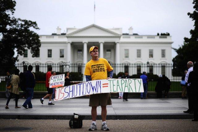 Les chefs de file républicains ont juré ne... (Photo: AFP)