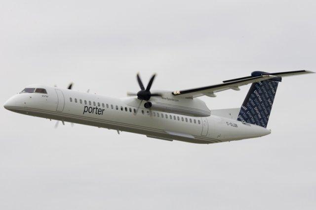Les sociétés aériennes canadienne Porter et israélienne El Al ont conclu un... (Photo: PC)