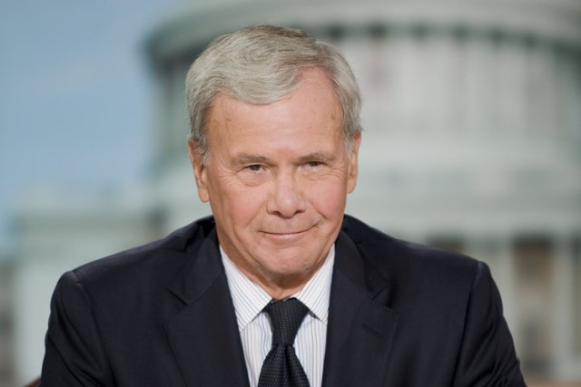 Tom Brokaw... (Photo: Reuters)