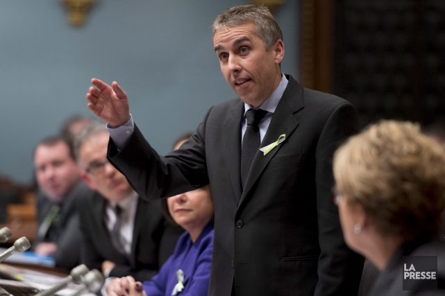 «On assiste à un retour du déséquilibre fiscal»... (Photo La Presse Canadienne)