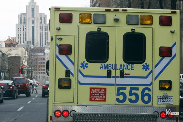 La FSSS représente quelque 3600 travailleurs du préhospitalier... (PHOTO Archives La Presse)