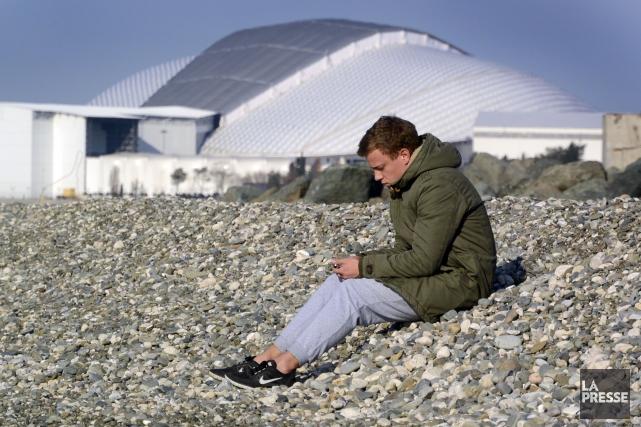 Les températures élevées et leur impact sur le manteau neigeux n'inquiètent pas... (Photo Bernard Brault, La Presse)