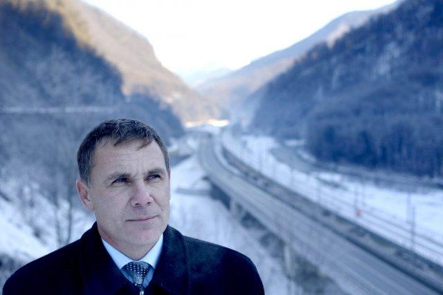 Evgueni Vitichko refuse de s'alimenter depuis que le... (PHOTO MIKHAIL MORDASOV, ARCHIVES AFP)