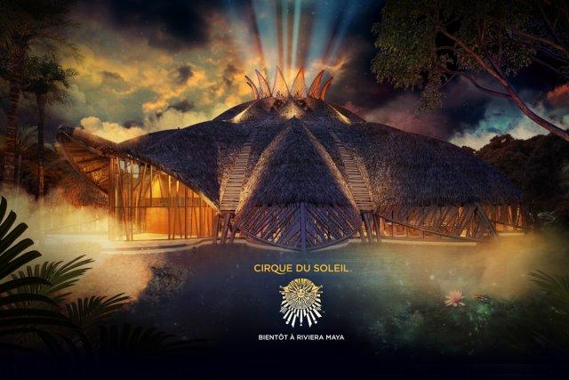 Le spectacle sera présenté dans un théâtre de... (Image: fournie par le Cirque du Soleil)