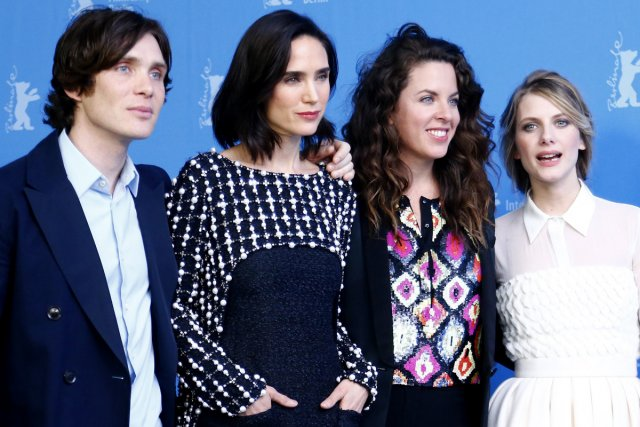 Cillian Murphy, la réalisatrice Claudia Llosa, Jennifer Connelly... (Photo: Reuters)