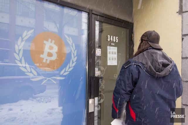 Payés à l'aide de bitcoins, les achats effectués... (PHOTO ALAIN ROBERGE, LA PRESSE)