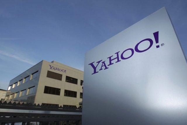 Yahoo! a déjà acheté une trentaine d'entreprises depuis... (PHOTO DENIS BALIBOUSE, REUTERS)