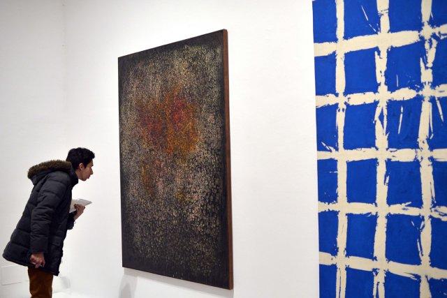 La Villa Médicis consacre pour la première fois en Italie une exposition au... (Photo: AFP)