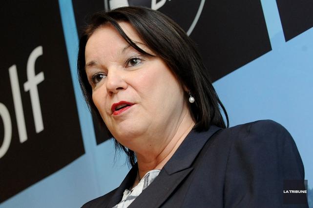 Patricia Gauthier,nommée à la tête de l'Agence de... (Archives La Tribune)