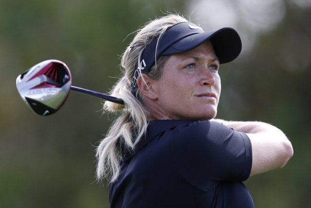 Suzann Pettersen... (Photo Danny Moloshok, archives Reuters)
