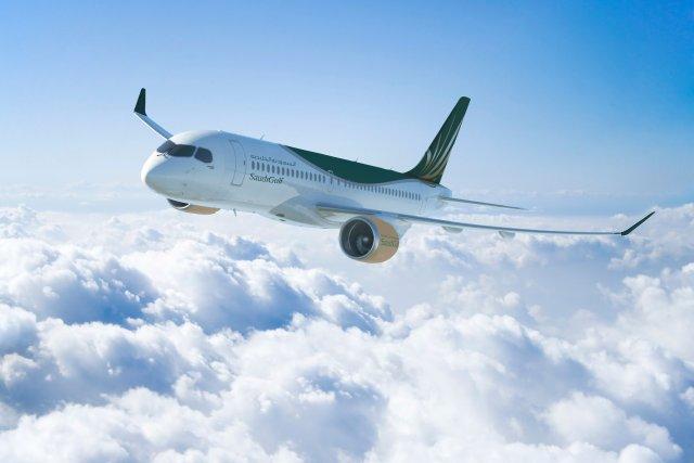 Malmö Aviation a obtenu l'autorisation d'exploiter la CSeries... (Photo fournie par Bombardier)