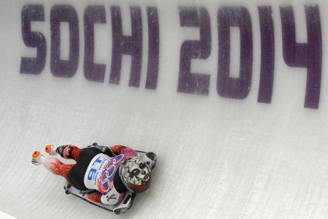 Les deux dernières descentes auront lieu vendredi. Sur... (PHOTO LIONEL BONAVENTURE, AFP)