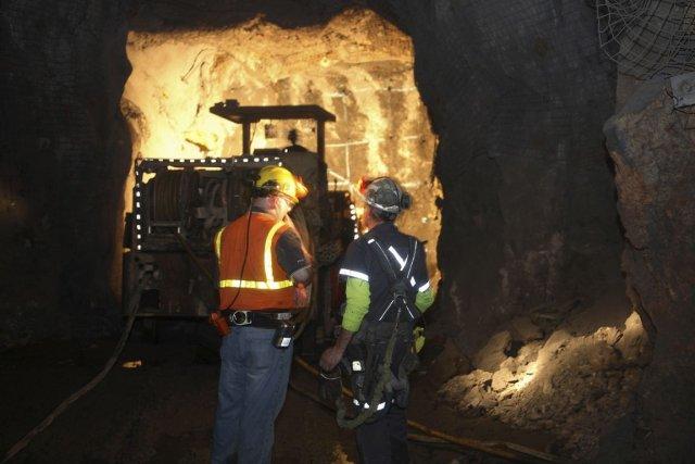 Le géant aurifère Barrick Gold (T.ABX) indique avoir perdu... (PHOTO ADAM TANNER, ARCHIVES REUTERS)