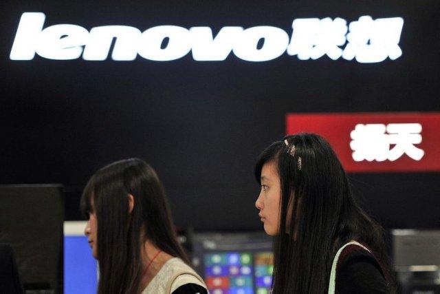 Le PDG du géant chinois Lenovo s'est engagé jeudi à propulser son groupe à la... (Photo Reuters)