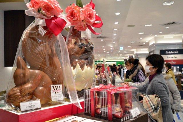 Dans la plupart des pays occidentaux, ce sont... (PHOTO Yoshikazu TSUNO, AFP)