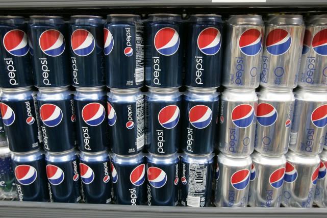 PepsiCo (PEP) , qui croise le fer depuis un an avec un... (Photo archives Associated Press)