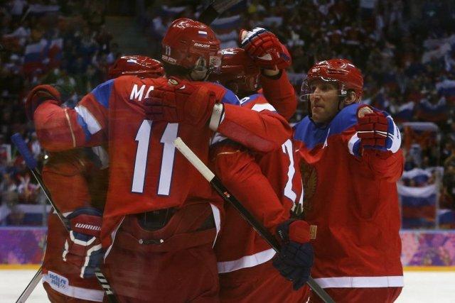 Les Slovènes ont été des adversaires coriaces pour... (PHOTO MARK BLINCH, REUTERS)