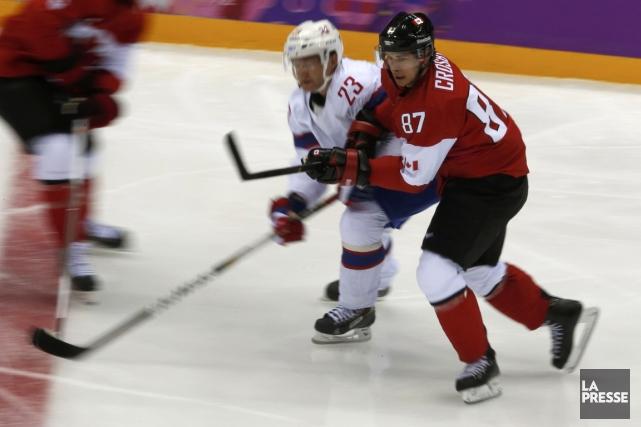 Sidney Crosby... (Photo Grigory Dukor, Reuters)