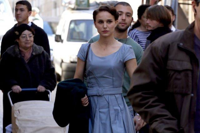 Natalie Portman à Jérusalem.... (Photo: AFP)