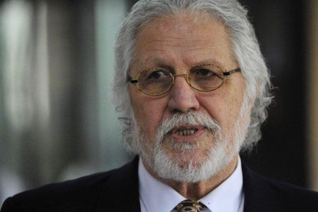 Dave Lee Travis... (Photo: Reuters)