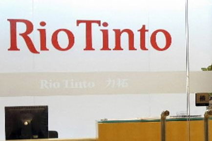 Selon le PDG de Rio Tinto, Sam Walsh,... (Photo Archives AFP)