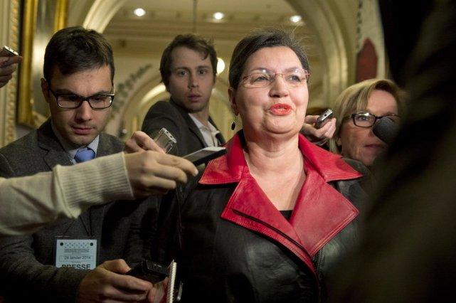 Fatima Houda-Pepina déposé mercredi un projet de loi... (Photo archives La Presse Canadienne)