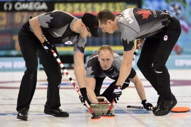 Le prochain match de l'équipe masculine canadienne de... (Photo Adrian Wyld, PC)