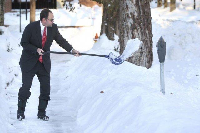 Un avocat de Virginie s'adonne à une petite... (Photo AFP)