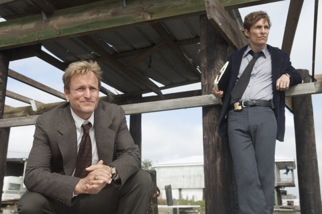 Dans True Detective, Woody Harrelson (à gauche) campe... (Photo: fournie par HBO)