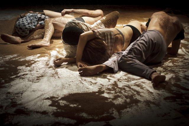 Dans Loveloss, ni drame ni excès. La pièce... (Photo: David Hou, fournie par l'Agora de la danse)
