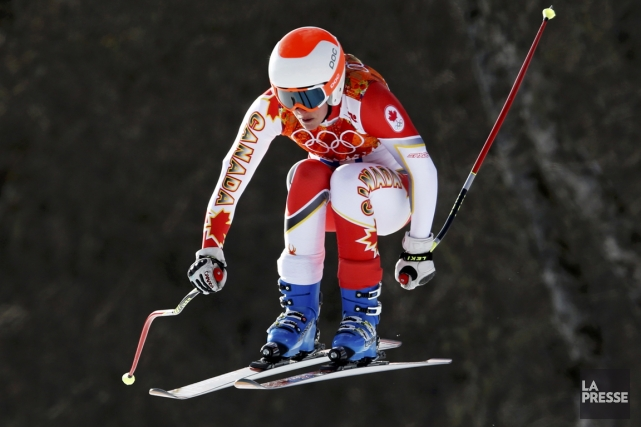 Marie-Michèle Gagnon... (Photo Stefano Rellandini, Reuters)