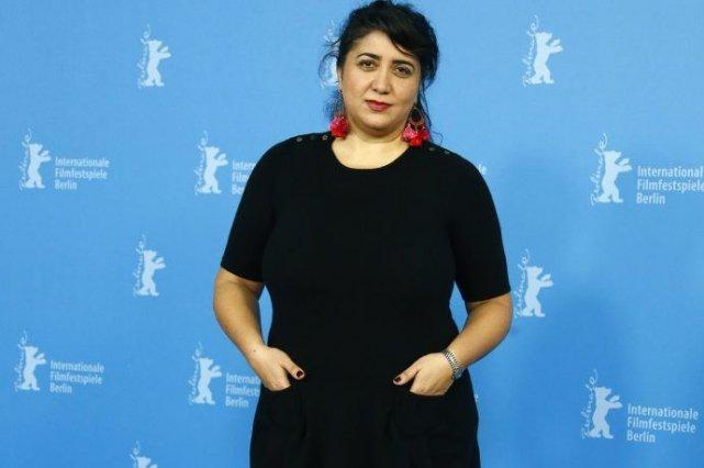 La réalisatrice Subadeh Mortezai a présenté Macondo à... (Photo: Reuters)