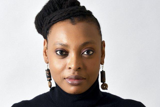 L'auteure camerounaise Léonara Miano, instigatrice de l'anthologie Première... (Photo: fournie par Grasset)