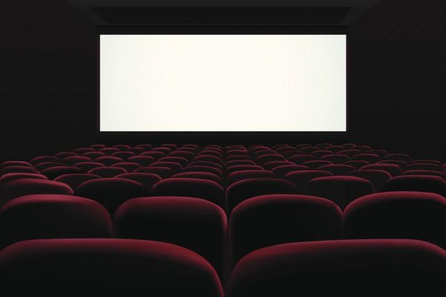 Les salles de cinéma ont eu beaucoup de mal à attirer des spectateurs en 2016,... (Photo Digital Vision/Thinkstock)