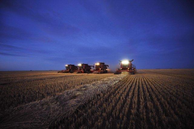 Le président Obama vient tout juste de promulguer le très attendu Farm Bill... (Photo Todd Korol, archives Reuters)